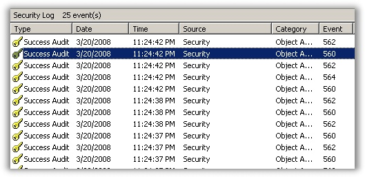 Use auditing to track who deleted your files   Remote