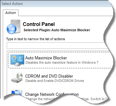 Auto Maximize Blocker Plugin