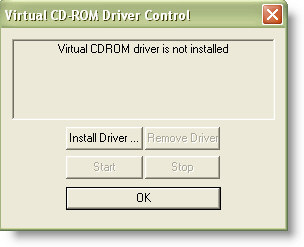 Install ISO Driver