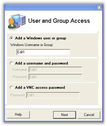 IntelliAdmin 3.0 Add User
