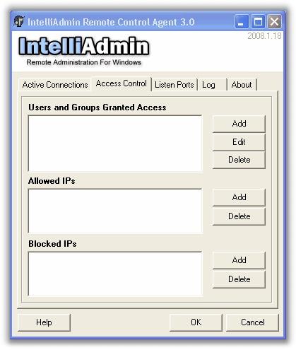 IntelliADmin 3.0 Filter