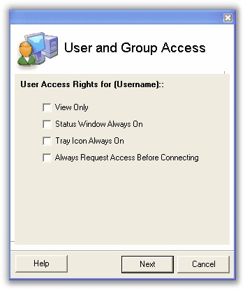 IntelliAdmin 3.0 Users and Groups