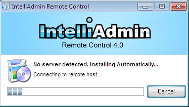 Remote Control Install Server