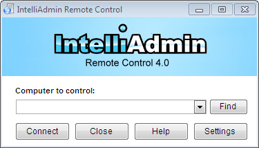 Remote Control Client First Time