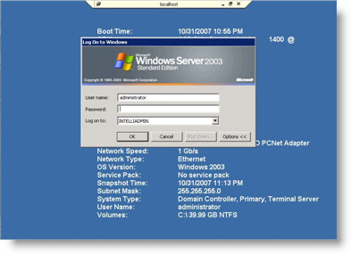Show system Info on your desktop | Remote Administration For