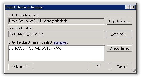 cognos administrator how to clear my folders of all users
