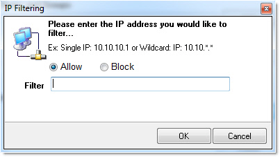 IP Address Filter