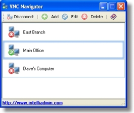 Click to view VNC Navigator 2.0 screenshot