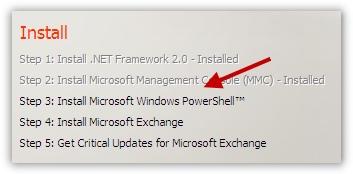 Windows PowerShell 2008