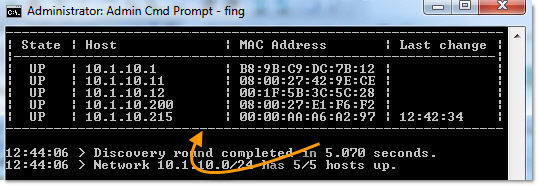 Fing Network Discovery