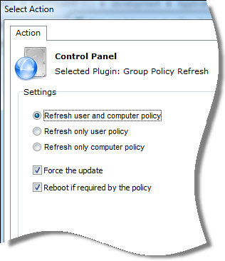 Group Policy Settings