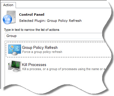 Group Policy Plugin