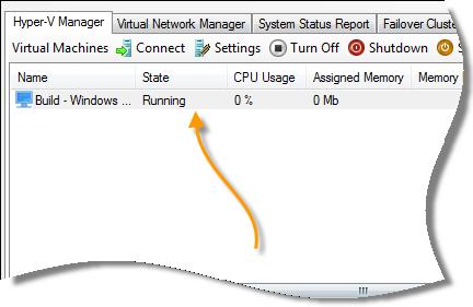Hyper V Server List