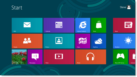 New Shell Windows 8