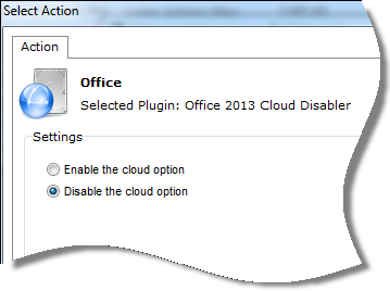 Network Administrator Clouds Settings
