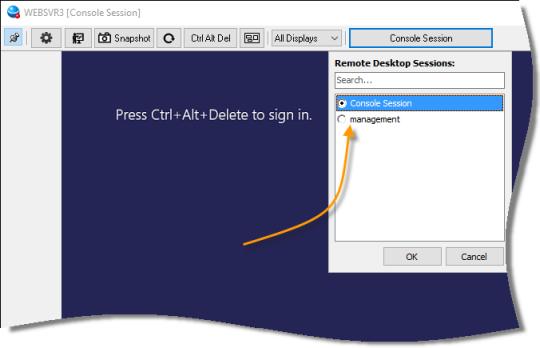 Remote Desktop Shadowing 2012
