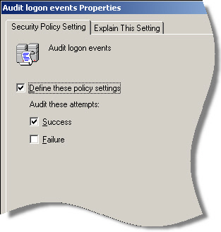 Success Logon Audit