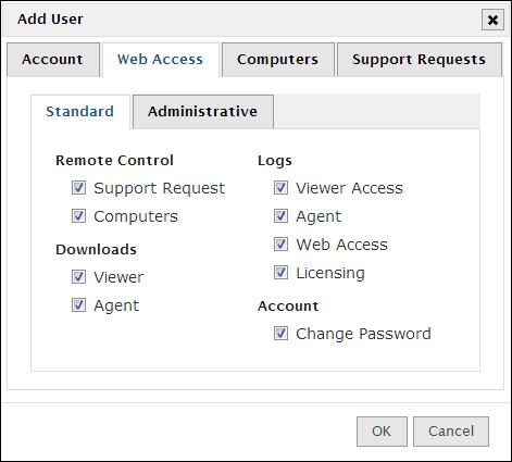help 27 user access