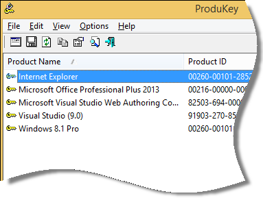 Find your Windows 8 Product Key | Remote Administration For